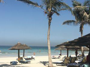 Kde v Spojených arabských emirátoch dovolenkovať?